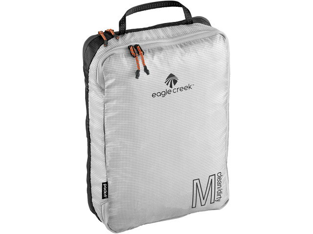 Eagle Creek Pack-It Specter Tech Clean/Dirty Sacoche M, black/white